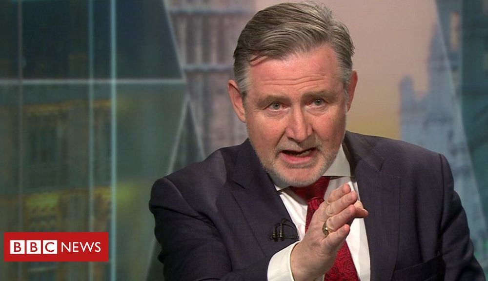 General election 2019: Gardiner on drugs costs and trade deal