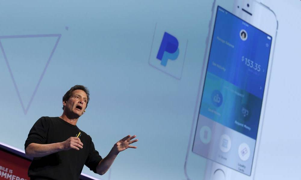 PayPal plans to make an in-store mobile payments push as soon as next year