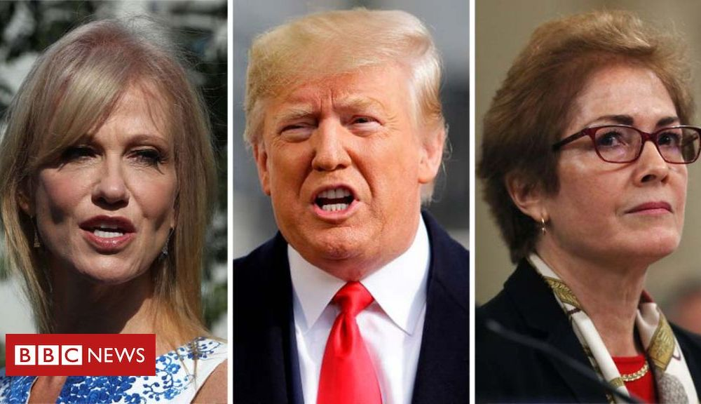 Trump How Trump talks about women – and does it matter?