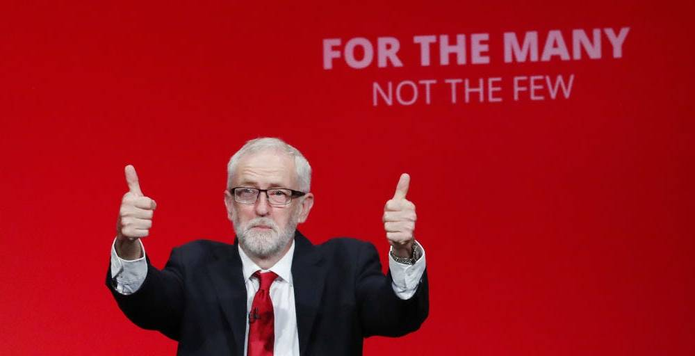 The UK Labour Party plans to nationalize British Telecom