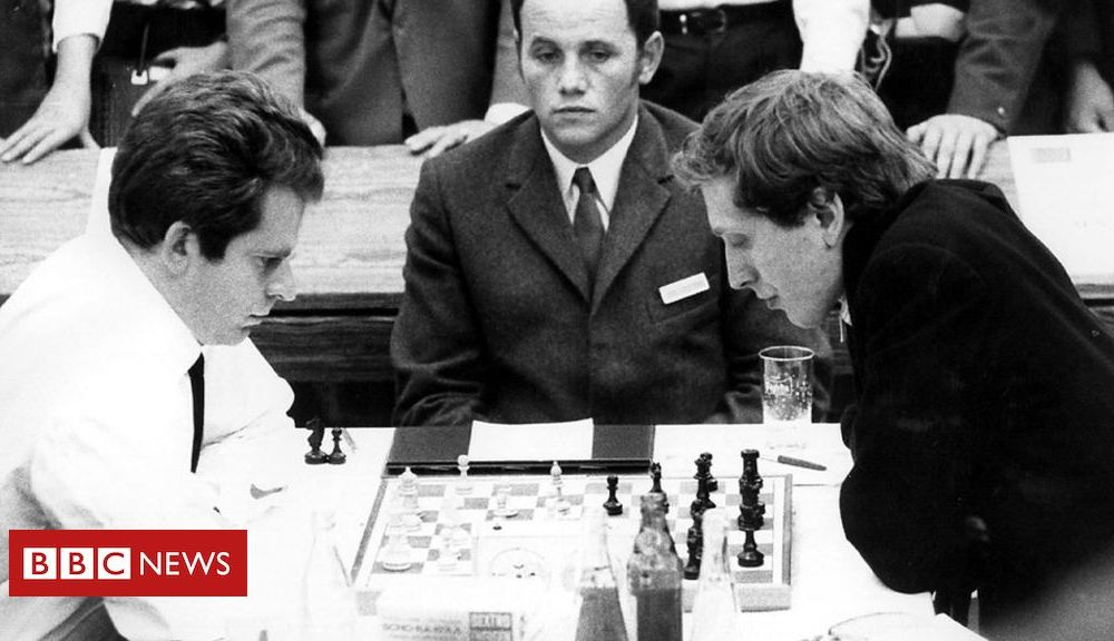 Spassky vs Fischer: How the chess battle became a theatre event
