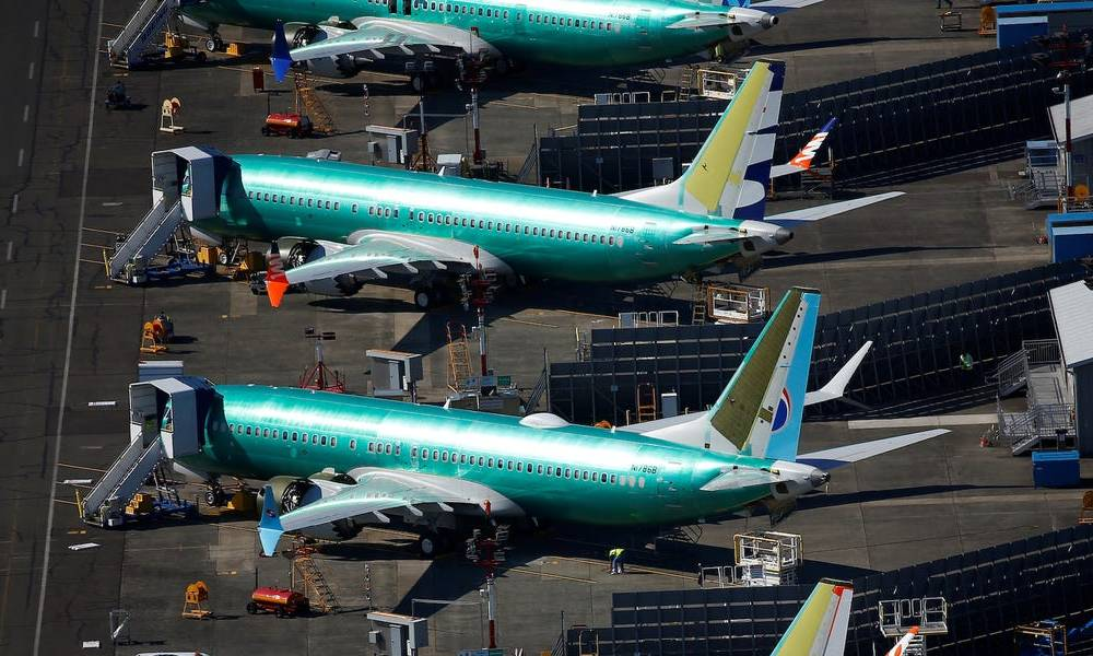 The FAA said the Boeing 737 Max had a high risk of crashing, but let the plane continue flying anyway (BA)