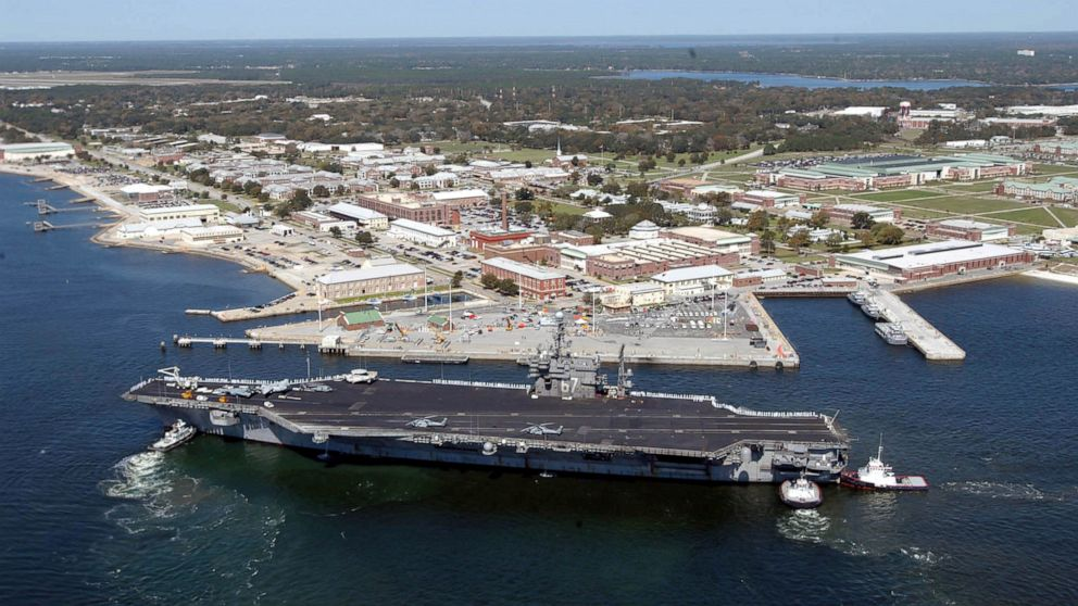 Shooting at Pensacola air base was likely 'terror'-inspired, sources say