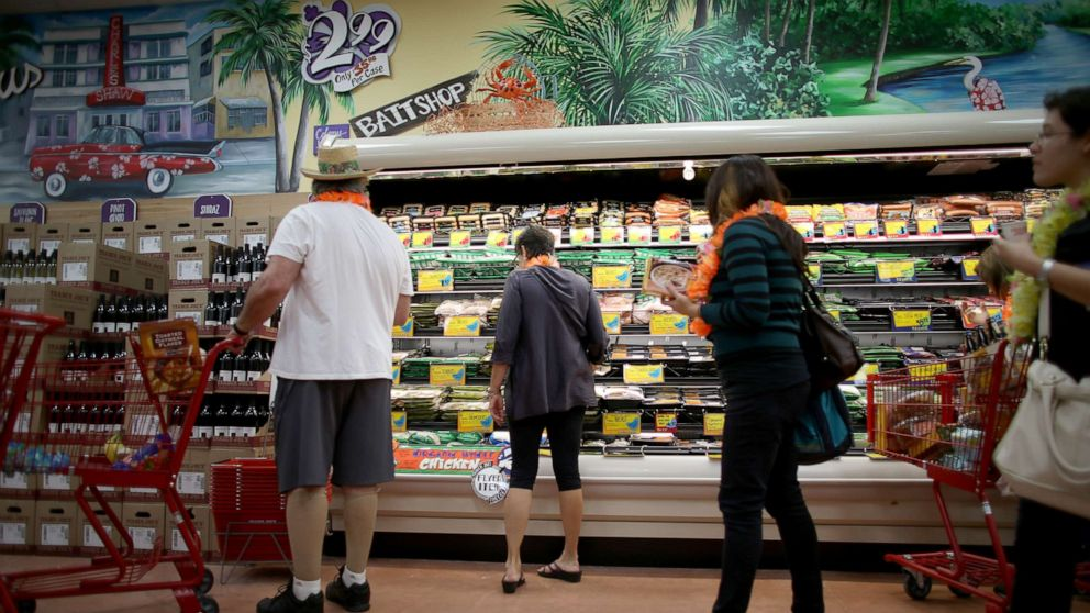 Ready-to-eat sushi from Trader Joe's recalled over listeria concerns
