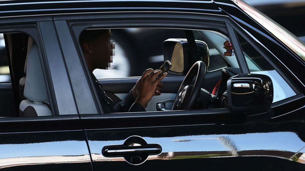 Councilmember proposes cameras to combat texting while driving