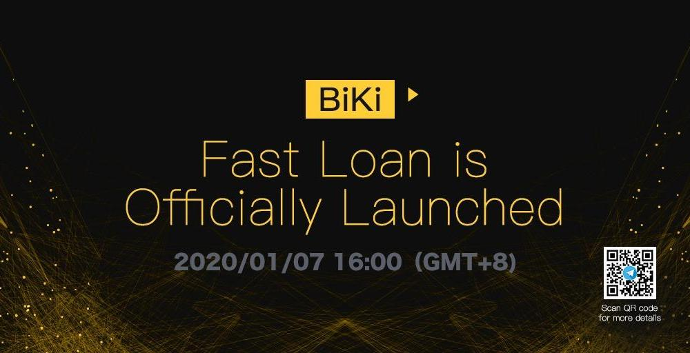 Crypto BiKi.com Launches Lending, Another Step to Becoming a Blockchain Financial Center