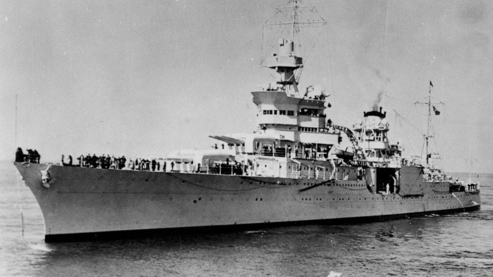 Last living officer of USS Indianapolis dies at 98