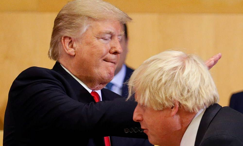 Boris Johnson wants to strike a new 'Trump deal' to replace the Iran nuclear agreement, which took 9 years to complete