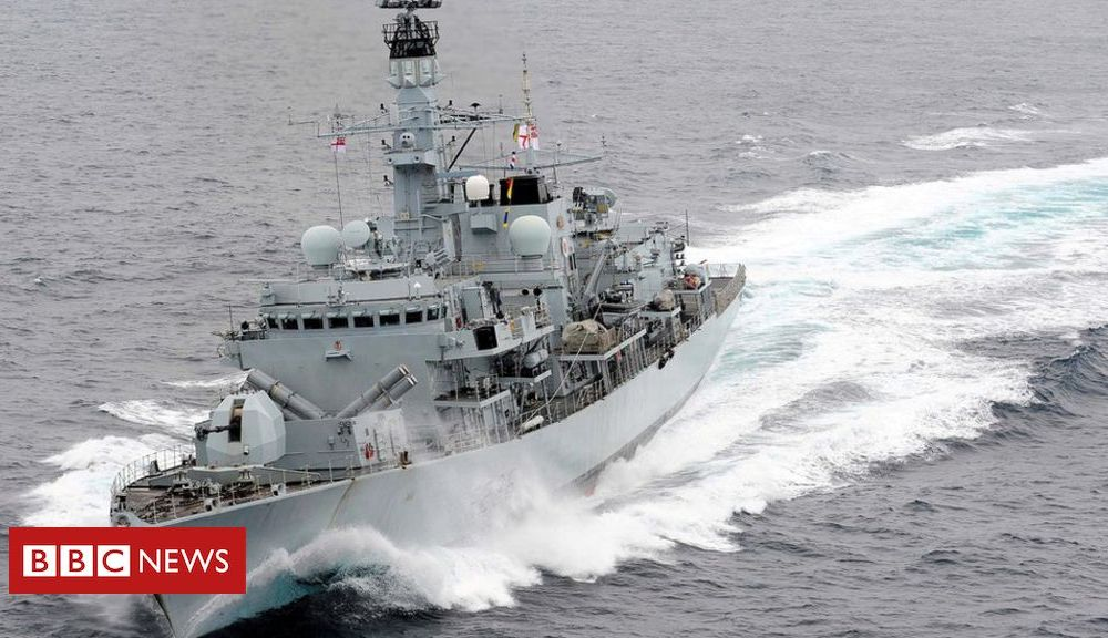 Qasem Soleimani: Royal Navy to protect UK ships in Gulf