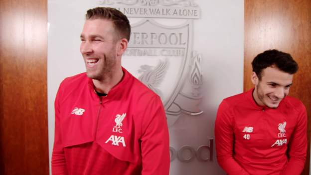Sport Liverpool's Adrian & Chirivella – who can name the most Spanish Reds players