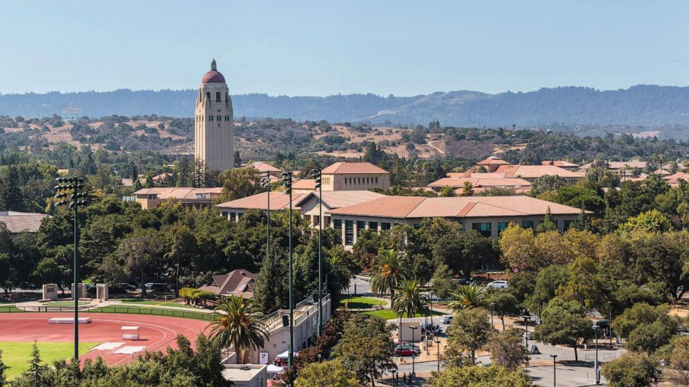 Student found dead at Stanford University fraternity