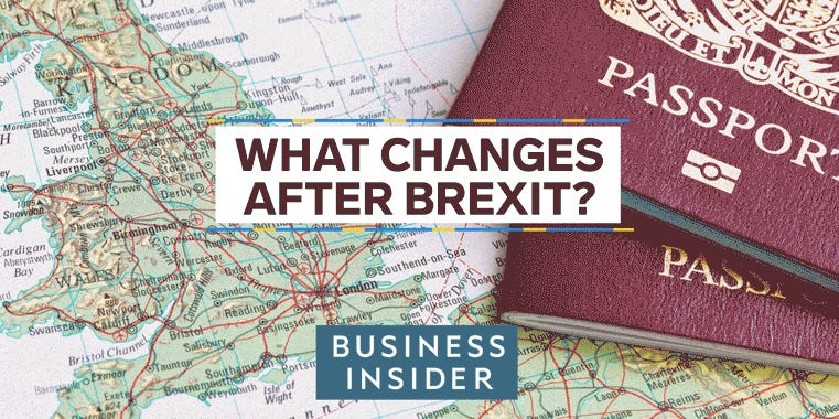 What will actually change after the UK leaves the EU on Brexit day?