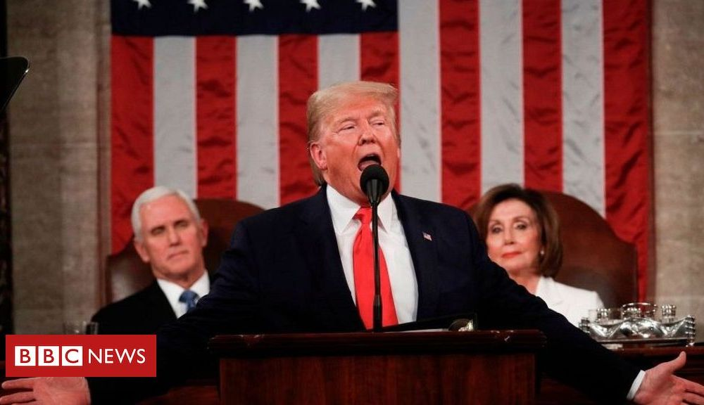 Trump State of the Union 2020: Donald Trump claims fact-checked