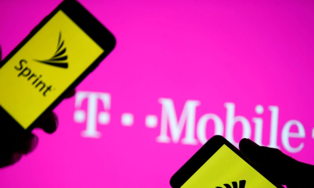 Sprint is set to skyrocket 60% on reports its mega-merger with T-Mobile is about to get the go-ahead