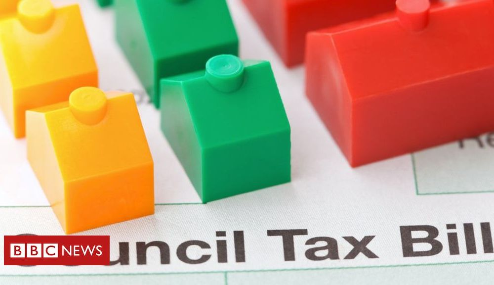 Households in England to face council tax rises, research says