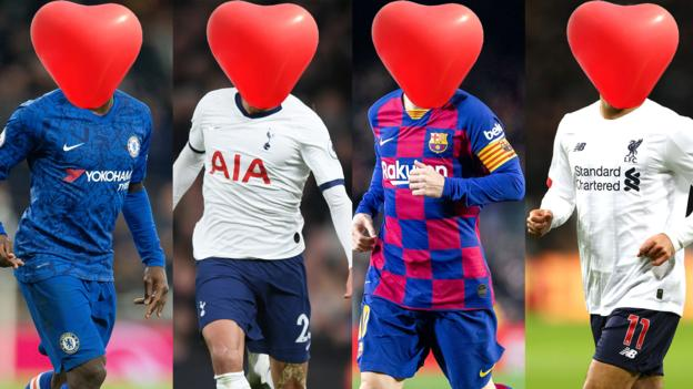 Sport Valentine's Day football quiz: Who uttered these words of love?