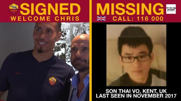 Sport Roma set to talk to other clubs about missing children campaign
