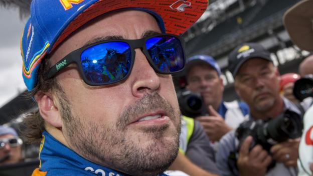 Sport Indianapolis 500: Fernando Alonso to drive for McLaren at famous race