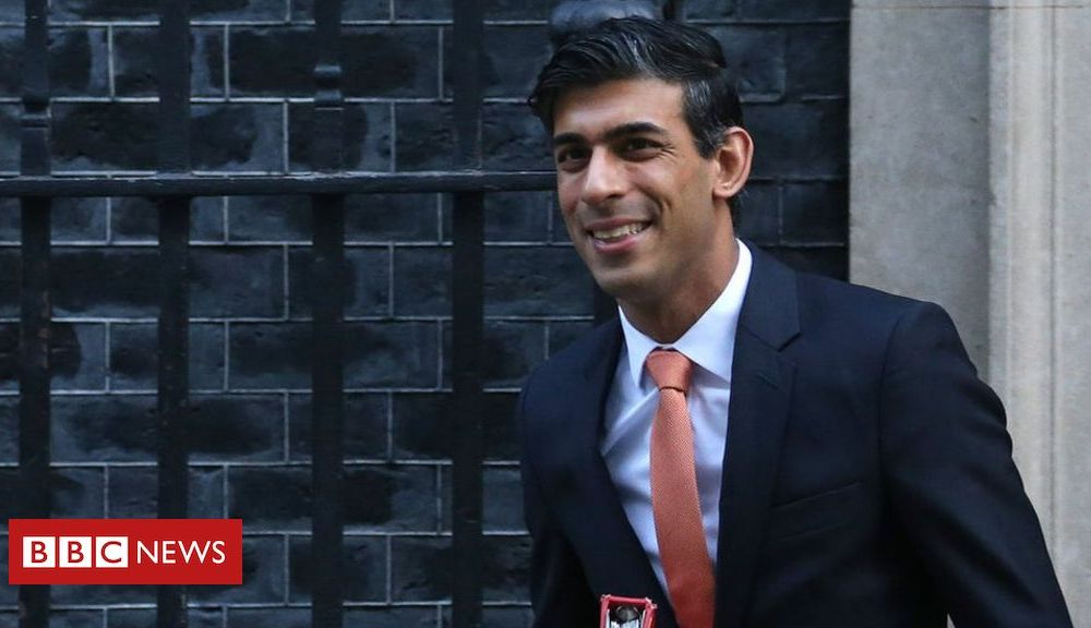 Who is the new chancellor Rishi Sunak?