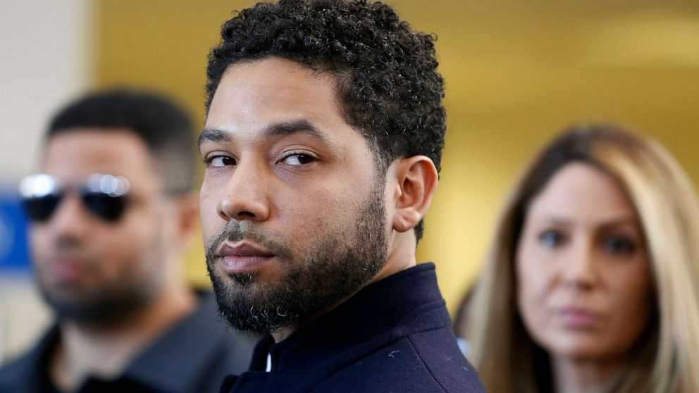 'Empire' actor Jussie Smollett indicted by special prosecutor