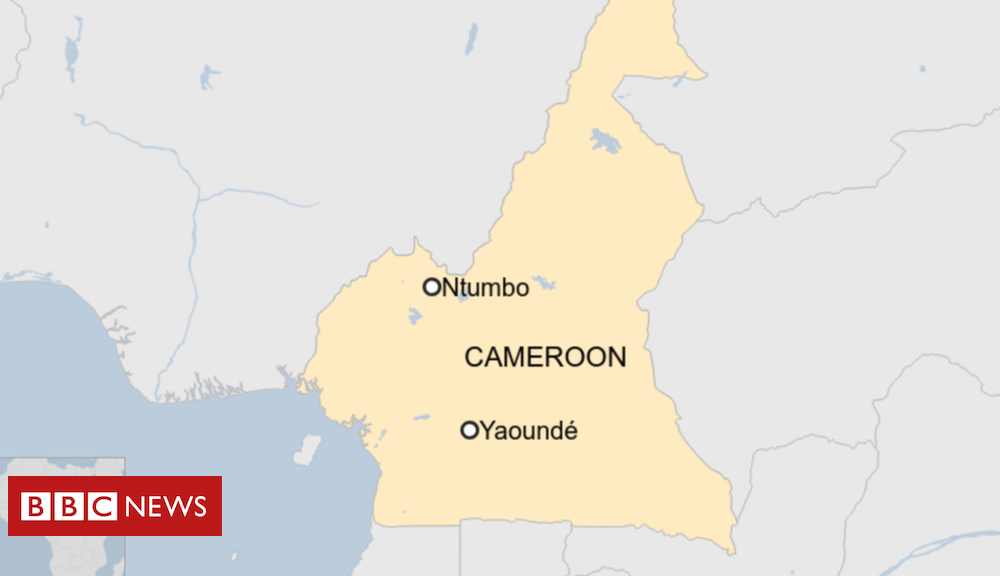 Trump Children among 22 killed in attack on Cameroon village
