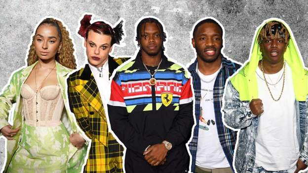 Sport KSI, Yungblud and Krept & Konan – which footballer would make the best rock star?