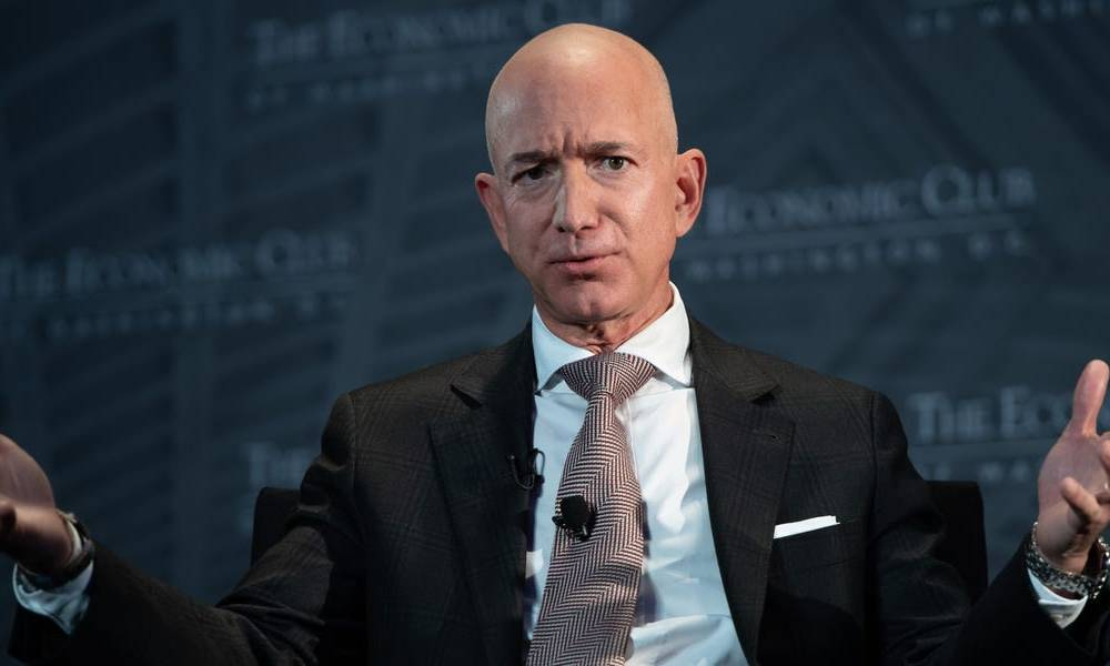 Amazon says the Pentagon isn't really serious about fixing the JEDI process and accuses it of wanting to give Microsoft a 'do-over' in $10 billion cloud contract (AMZN, MSFT)