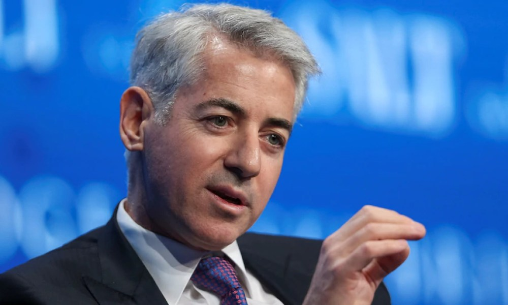 Billionaire investor Bill Ackman has 'enormous respect' for Tesla chief Elon Musk, but isn't a fan of his tweets