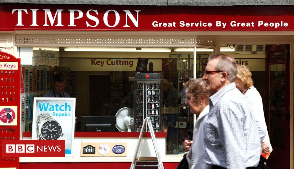 Coronavirus: Timpson warns some High Street names won't survive – BBC News