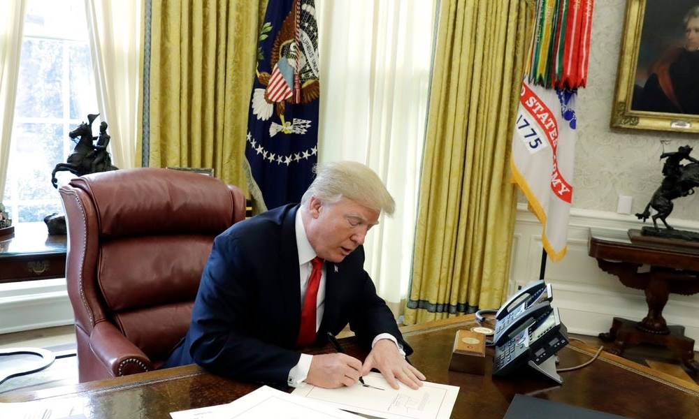 Trump signs $484 billion stimulus package into law