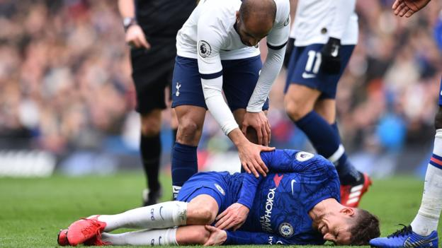 Sport Players face '25% increased injury risk' when Premier League returns