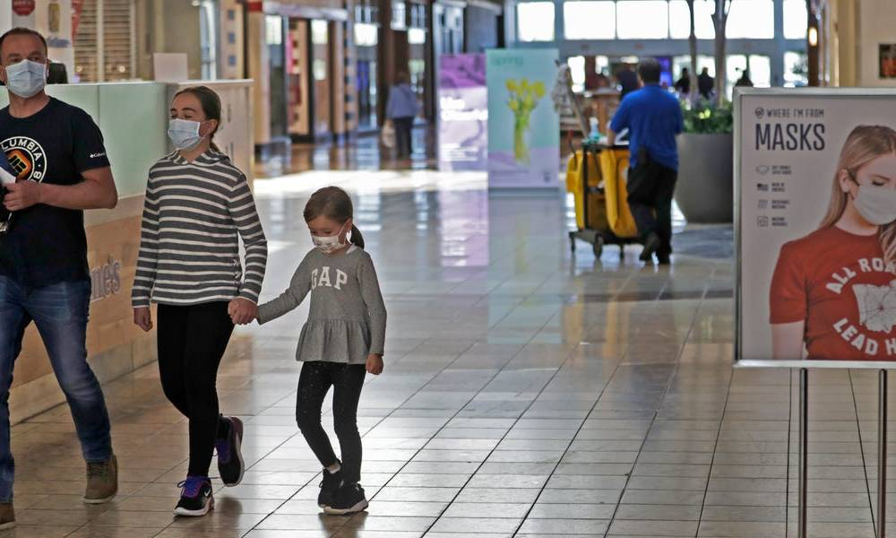 US consumer confidence rose in May, boosted by coronavirus relief efforts