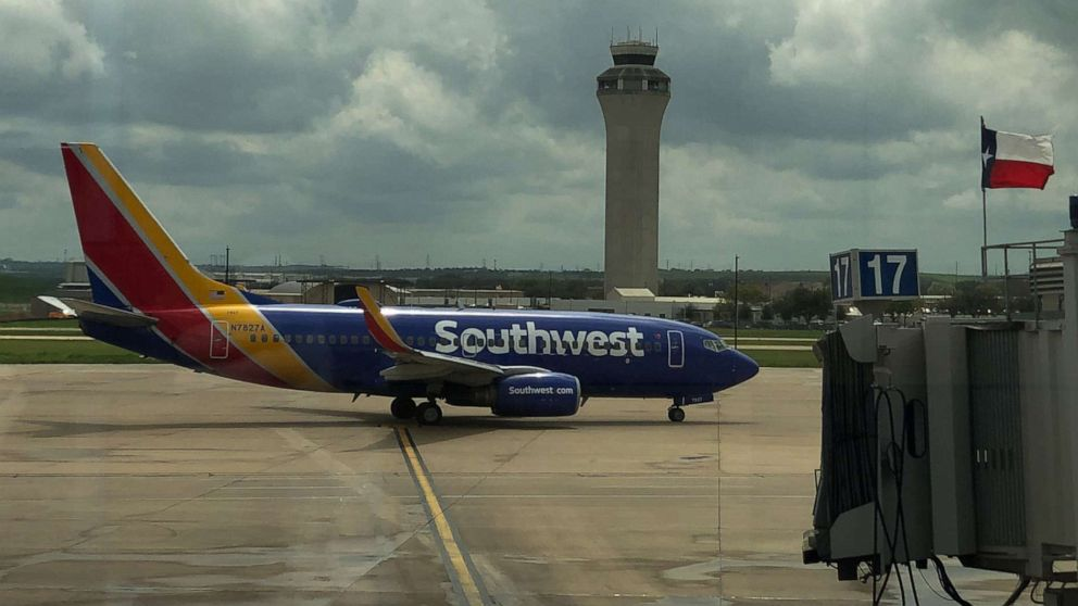 Man hit, killed by Southwest plane as it landed at Austin airport