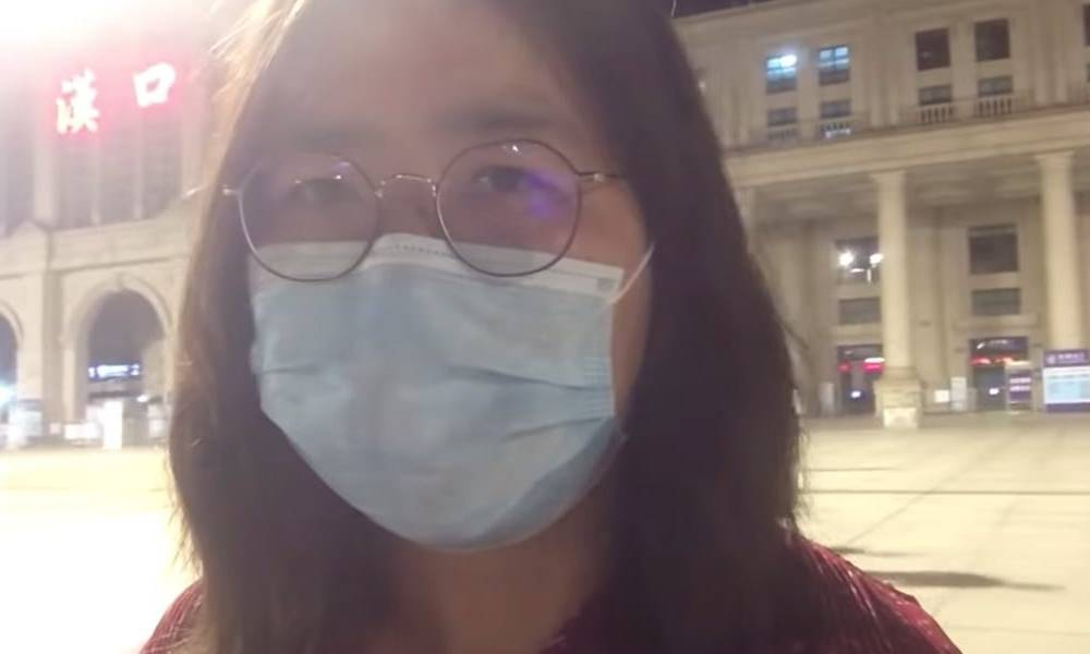A fourth Chinese citizen journalist was reportedly detained after live streaming what life was like in Wuhan at the height of the coronavirus outbreak