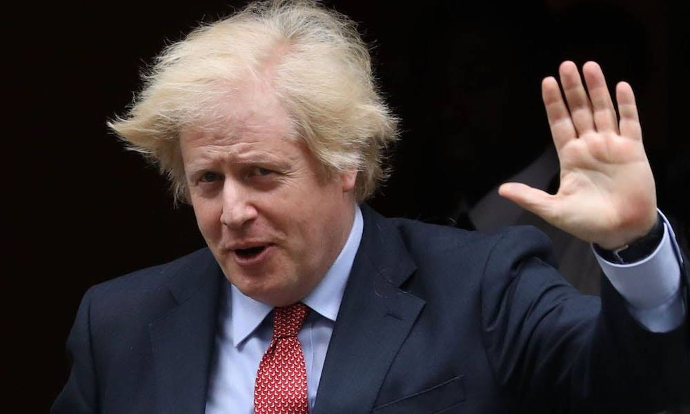 Boris Johnson says people living alone will be able to visit one other household in coronavirus 'support bubbles'