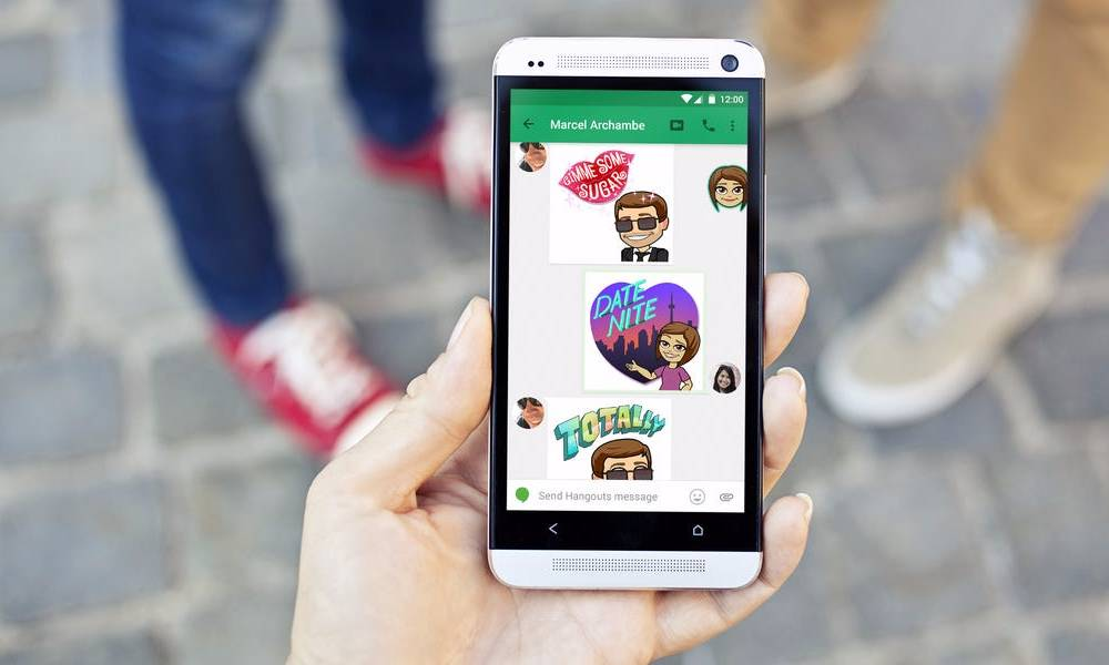How to add Bitmoji to your Android keyboard and use the personalized emoji library in texts and other apps