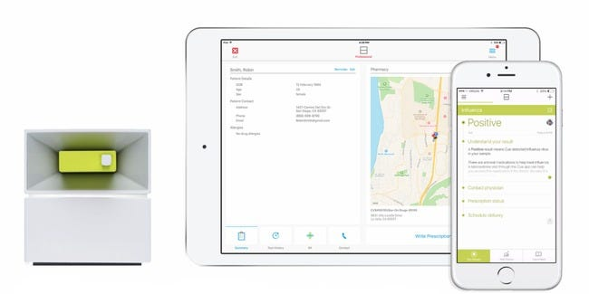 Cue Health nabbed $100 million in funding to validate its at-home molecular testing platform