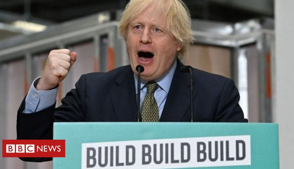 Boris Johnson: Economy speech fact-checked