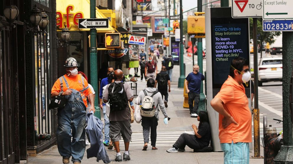 Reopening NYC, the 'second wave' debate and more