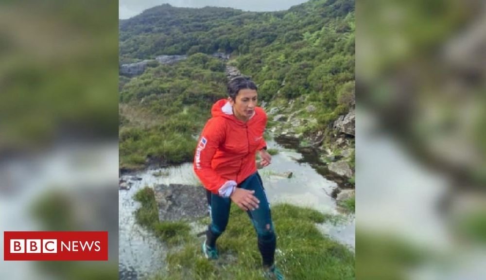 Cumbrian vet 'first woman' to complete Wainwright challenge