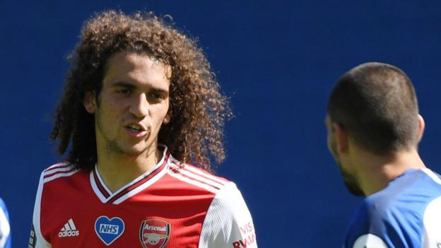 Sport Saturday's gossip: Man Utd interested in Arsenal midfielder Guendouzi