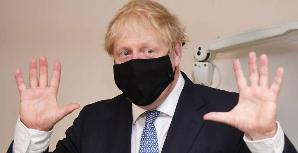 Boris Johnson says Europe is being hit by a second coronavirus wave, as countries bring back restrictions