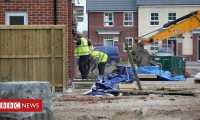 'Automatic' permission for new homes in England planning shake-up