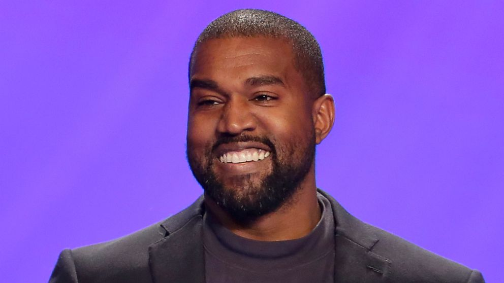 Kanye West kicks off 1st presidential campaign event