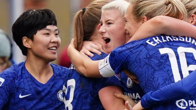Sport Women's Super League: Bridgepoint among firms interested in buying WSL stake