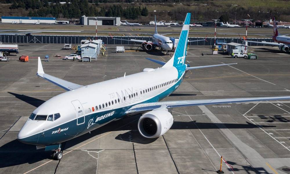 Boeing may be dropping the 'Max' from the name of its troubled jet, calling the latest version the 737-8 (BA)