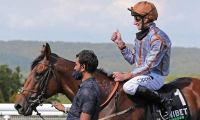 Goodwood: Summerghand lands Stewards' Cup victory behind closed doors