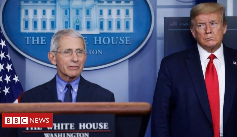 Trump Coronavirus: Dr Anthony Fauci warns against rushing out vaccine