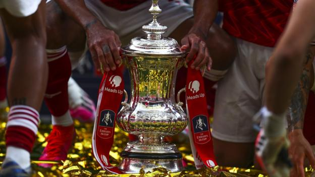 Sport FA Cup 2020-21: BBC announces first live game of new season