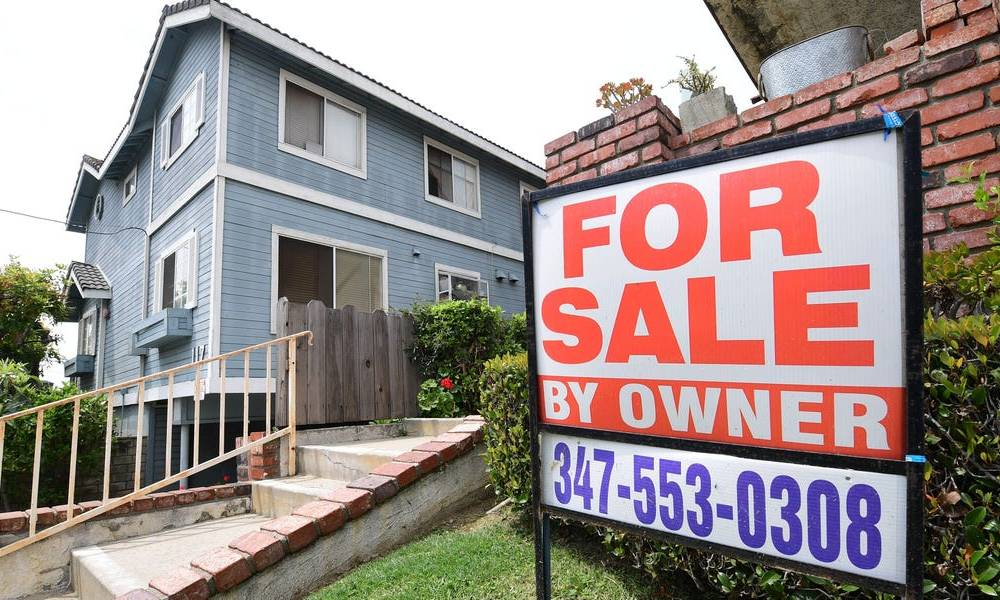 US existing home sales surged a record 24.7% in July as the housing market recovery continued